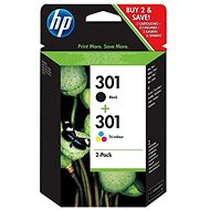 HP N9J72AE No. 301 multipack - Tintapatron