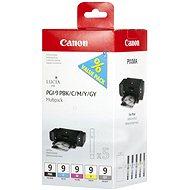 Tintapatron Canon PGI-9 PBK/C/M/Y/GY Multipack - Cartridge
