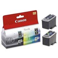 Canon PG-40 / CL-41 Multipack - Tintapatron