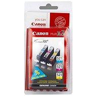 Canon CLI-521 multipack - Tintapatron