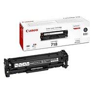 Toner Canon CRG-718BK fekete Twin Pack - Toner