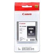 Tintapatron Canon PFI-102MBK matt fekete - Cartridge