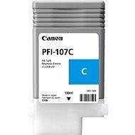 Canon PFI-107C cián - Tintapatron