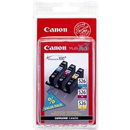 Canon CLI-526 multipack - Tintapatron