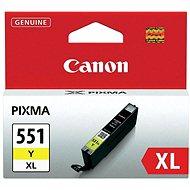 Canon CLI-551Y XL Sárga - Tintapatron