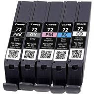Canon PGI-72 PBK/GY/PM/PC/CO Multipack - Tintapatron