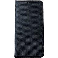 OEM Book tok Motorola One Zoom készülékhez - fekete - Mobiltelefon tok
