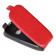 Mobiltelefon tok Lea N3310R piros - Pouzdro na mobil