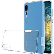 Nillkin Nature tok Huawei P20 Pro készülékhez átlátszó - Mobiltelefon hátlap