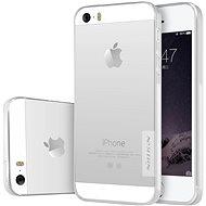Nillkin Nature Transparent tok az iPhone 5 / 5S / SE számára - Mobiltelefon hátlap