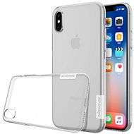 Nillkin Nature Apple iPhone X számára Transparent - Mobiltelefon hátlap