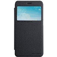 Nillkin Sparkle S-View Xiaomi Redmi 6-hoz fekete - Mobiltelefon tok
