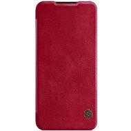 Nillkin Qin Book tok Xiaomi Redmi Note 7 készülékhez, piros - Mobiltelefon tok