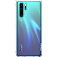 Nillkin Nature TPU tok Huawei P30 Pro készülékhez, átlátszó - Mobiltelefon hátlap