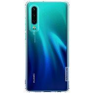 Nillkin Nature TPU tok Huawei P30 készülékhez, átlátszó - Mobiltelefon hátlap