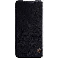 Nillkin Qin Book tok Xiaomi Mi A3 készülékhez, fekete - Mobiltelefon tok