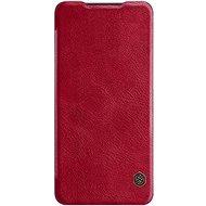 Nillkin Qin Book tok Xiaomi Mi A3 készülékhez, piros - Mobiltelefon tok
