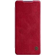 Nillkin Qin tok Samsung Galaxy S20 FE-hez, piros - Mobiltelefon tok