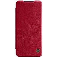 Nillkin Qin a Xiaomi Mi 10 Lite Red készülékhez - Mobiltelefon tok