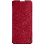 Nillkin Qin tok Samsung Galaxy A71 készülékhez, piros