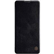Mobiltelefon tok Nillkin Qin tok Samsung Galaxy Note 10 Lite készülékhez, fekete - Pouzdro na mobil