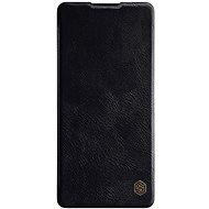 Nillkin Qin tok Samsung Galaxy S10 lite készülékhez, fekete