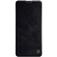 Nillkin Qin tok Samsung Galaxy A51 készülékhez, fekete - Mobiltelefon tok