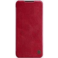 Nillkin Qin tok Xiaomi Redmi Note 8T készülékhez, piros - Mobiltelefon tok