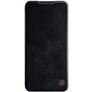 Nillkin Qin tok Xiaomi Redmi Note 8T készülékhez, fekete - Mobiltelefon tok