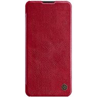Mobiltelefon tok Nillkin Qin a Samsung Galaxy A21s Red készülékhez - Pouzdro na mobil