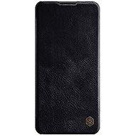 Mobiltelefon tok Nillkin Qin a Samsung Galaxy A21s Blackhez - Pouzdro na mobil