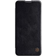 Mobiltelefon tok Nillkin Qin a Samsung Galaxy A31 Black készülékhez - Pouzdro na mobil