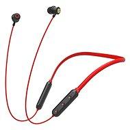 Nillkin Soulmate NeckBand Stereo Wireless Bluetooth Earphone, piros - Mikrofonos fej-/fülhallgató