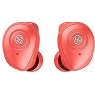Nillkin GO TWS Bluetooth 5.0 Earphones Red - Fej-/Fülhallgató