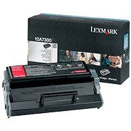 LEXMARK 12A7300 fekete - Toner