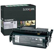 LEXMARK 12A6835 fekete - Toner