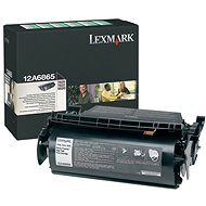 LEXMARK 12A6865 fekete - Toner