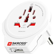 SKROSS PA30USB - Úti adapter