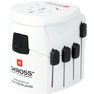 SKROSS PRO World & USB PA41 adapter utazáshoz