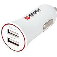 SKROSS Dual USB Car Charger DC27 - Autós töltő