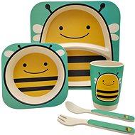 Dutio Bamboo K11201/011 - Gyerek étkészlet