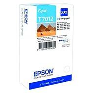 Epson T7012 cián XXL - Tintapatron