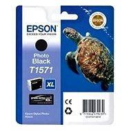 Tintapatron Epson T1571 fekete - Cartridge