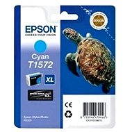 Tintapatron Epson T1572 cián - Cartridge