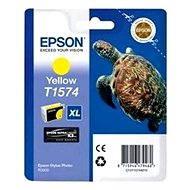 Tintapatron Epson T1574 sárga - Cartridge