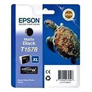 Tintapatron Epson T1578 matt fekete - Cartridge