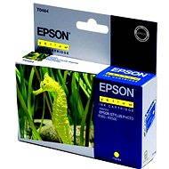 Epson T0484 sárga - Tintapatron