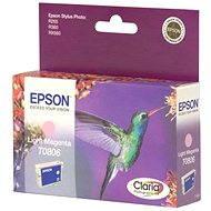 Epson T0806 világos magenta - Tintapatron