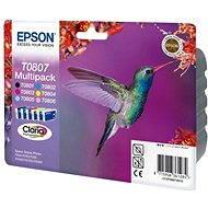 Epson T0807 multipack - Patron készlet