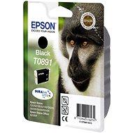 Tintapatron Epson T0891 fekete - Cartridge